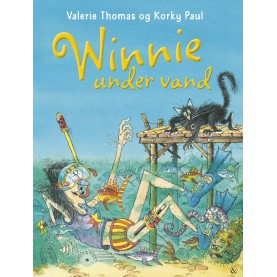 Valerie Thomas og Korky Paul: Winnie under vand