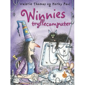 Valerie Thomas: Winnies tryllecomputer