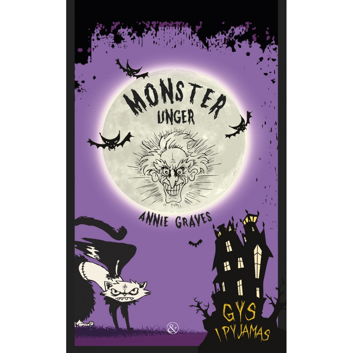 Annie Graves: Monsterunger