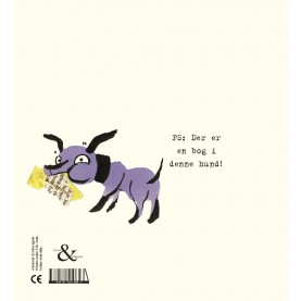 Viviane Schwarz: Er der en hund i denne bog?