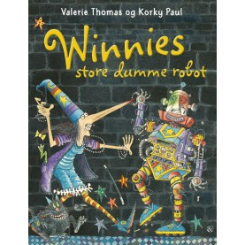 Valerie Thomas og Korky Paul: Winnies dumme robot
