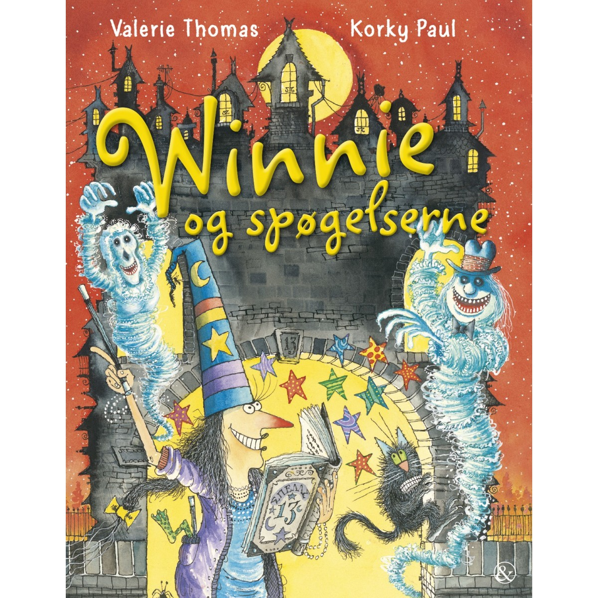 Valerie Thomas og Korky Paul: Winnie og spøgelserne
