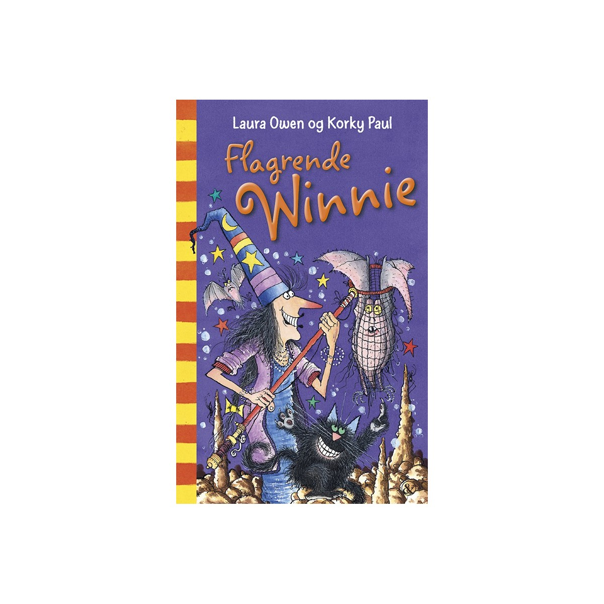 Laura Owen og Korky Paul: Flagrende Winnie