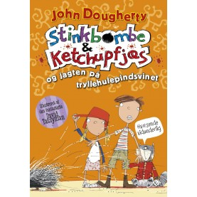 John Dougherty: Stinkbombe og Ketchupfjæs - 2