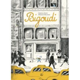 Delphine Perret: Bigoudi