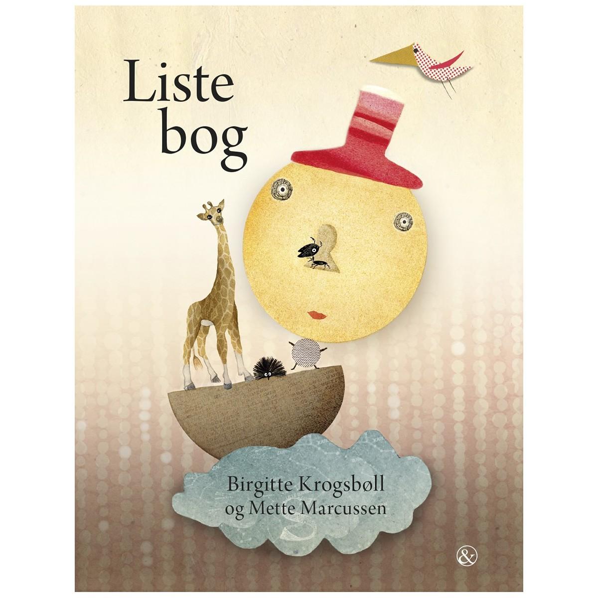 Birgitte Krogsbøll: Listebog
