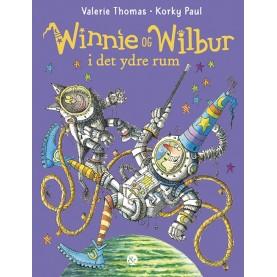 Valerie Thomas og Korky paul: Winnie og Wilbur i det ydre rum