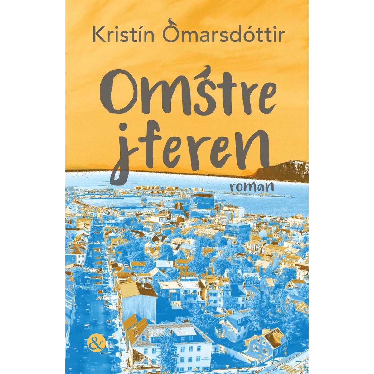 Kríistín Ómarsdótti: Omstrejferen