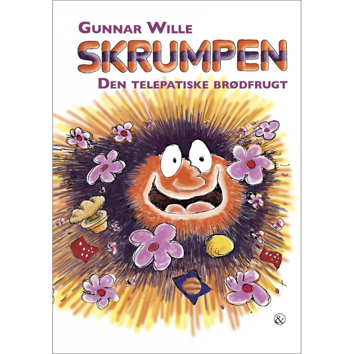 Gunnar Wille: Skrumpen - Den telepatiske brødfrugt