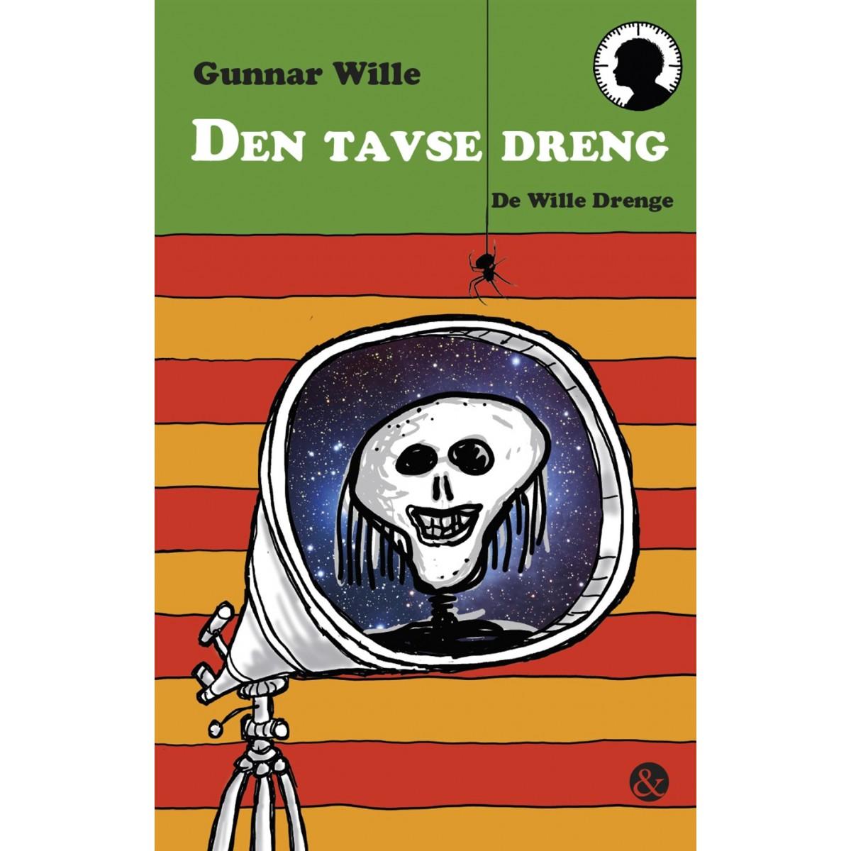 Gunnar Wille: Den tavse dreng