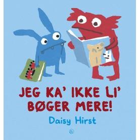 Daisy Hirst: Jeg ka' ikke li' bøger mere