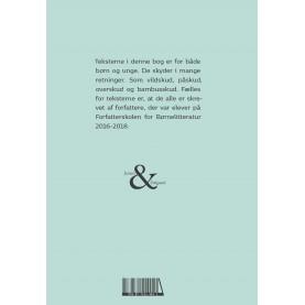 Forfatterskolen for Børnelitteratur: SKUD - tekster for børn og unge
