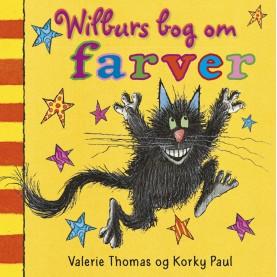 Valerie Thomas: Wilburs bog om farver