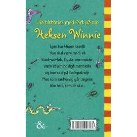 Laura Owen: Winnie på skolepatrulje