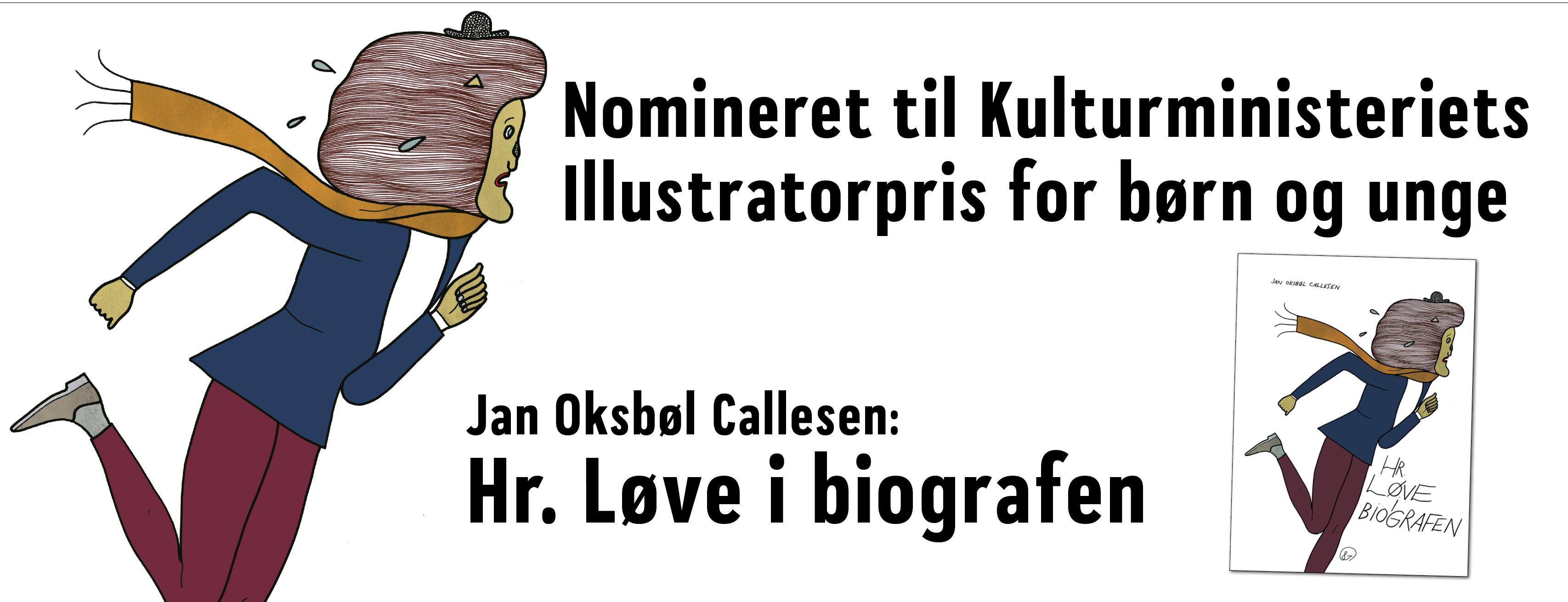 Jan Oksbøl Callesen: Hr. Løve i biografen
